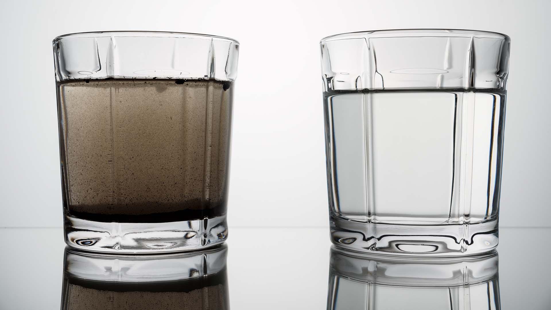 prøvetaking av drikkevann